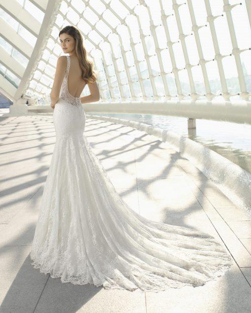 Daylee, Rosa Clara, trouwjurk, bruidsjurk, trouwen, verloofd, bruidszaak, mariage bruidsmode;