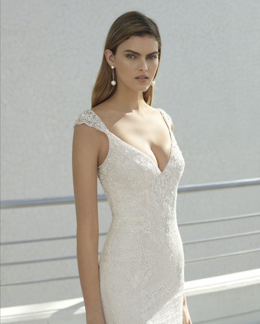 Dayne, Rosa Clara, trouwjurk, bruidsjurk, trouwen, verloofd, bruidszaak, mariage bruidsmode;