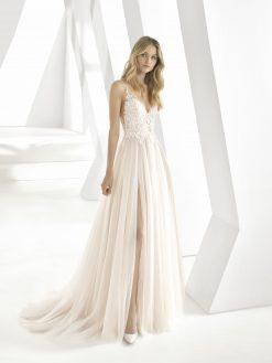 Donata, Rosa Clara, trouwjurk, bruidsjurk, trouwen, verloofd, bruidszaak, mariage bruidsmode;