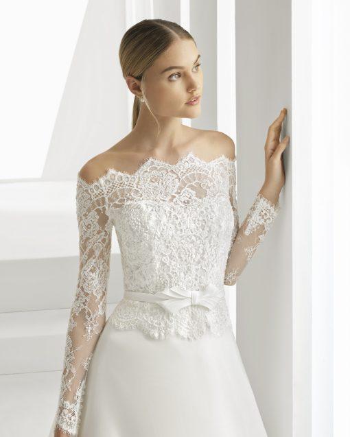 Donny, Rosa Clara, trouwjurk, bruidsjurk, trouwen, verloofd, bruidszaak, mariage bruidsmode;