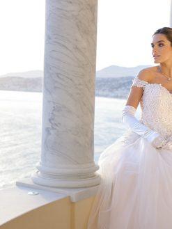 419046, Ladybird, trouwjurk, bruidsjurk, trouwen, verloofd, bruidszaak, mariage bruidsmode;