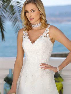 419049, Ladybird, trouwjurk, bruidsjurk, trouwen, verloofd, bruidszaak, mariage bruidsmode;
