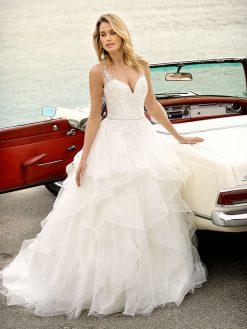 419053, Ladybird, trouwjurk, bruidsjurk, trouwen, verloofd, bruidszaak, mariage bruidsmode;