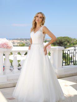 719010, Ladybird, trouwjurk, bruidsjurk, trouwen, verloofd, bruidszaak, mariage bruidsmode;
