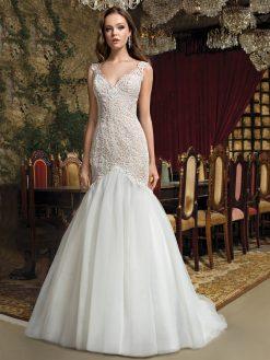 7941, Cosmobella, trouwjurk, bruidsjurk, trouwen, verloofd, bruidszaak, mariage bruidsmode;