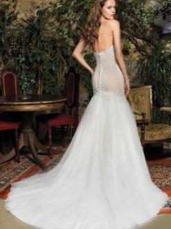 7955, Cosmobella, trouwjurk, bruidsjurk, trouwen, verloofd, bruidszaak, mariage bruidsmode;