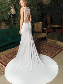 7979, Cosmobella, trouwjurk, bruidsjurk, trouwen, verloofd, bruidszaak, mariage bruidsmode;