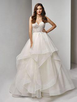 BT19-09, Beautiful by Enzoani, trouwjurk, bruidsjurk, trouwen, verloofd, bruidszaak, mariage bruidsmode;