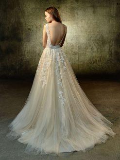 Lavender, Blue by Enzoani, trouwjurk, bruidsjurk, trouwen, verloofd, bruidszaak, mariage bruidsmode;