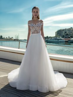 D276T-DR268S, Destination Romance, trouwjurk, bruidsjurk, trouwen, verloofd, bruidszaak, mariage bruidsmode;
