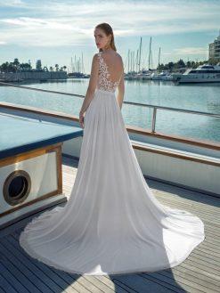 D277T-DR271S, Destination Romance, trouwjurk, bruidsjurk, trouwen, verloofd, bruidszaak, mariage bruidsmode;