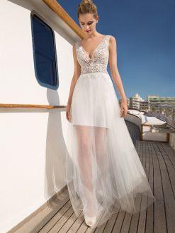 DR253, Destination Romance, trouwjurk, bruidsjurk, trouwen, verloofd, bruidszaak, mariage bruidsmode;