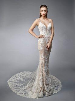 Neve, Blue by Enzoani, trouwjurk, bruidsjurk, trouwen, verloofd, bruidszaak, mariage bruidsmode;