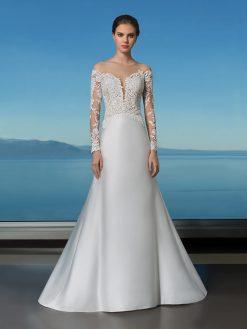 L918, Orea Sposa, outlet, voordelige trouwjurken, outlet trouwjurken, trouwjurk, bruidsjurk, trouwen, verloofd, bruidszaak, mariage bruidsmode;