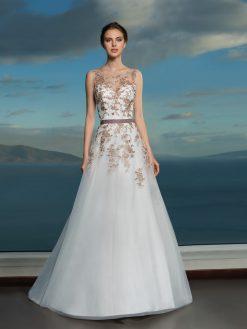 L921, Orea Sposa, outlet, voordelige trouwjurken, outlet trouwjurken, trouwjurk, bruidsjurk, trouwen, verloofd, bruidszaak, mariage bruidsmode;