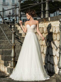 Adelina, Daniela di Marino, trouwjurk, bruidsjurk, trouwen, verloofd, bruidszaak, mariage bruidsmode;