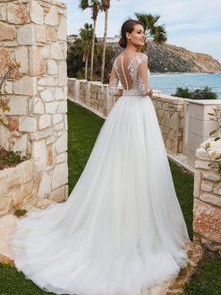 Seconda, Monica Loretti, trouwjurk, bruidsjurk, trouwen, verloofd, bruidszaak, mariage bruidsmode;