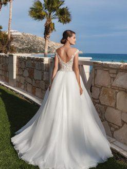 Vanessa, Monica Loretti, trouwjurk, bruidsjurk, trouwen, verloofd, bruidszaak, mariage bruidsmode;