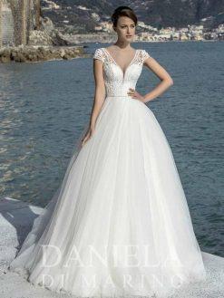 Alberdi, Daniela di Marino, trouwjurk, bruidsjurk, trouwen, verloofd, bruidszaak, mariage bruidsmode;