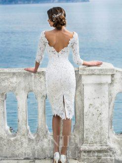 Brook, Daniela di Marino, trouwjurk, bruidsjurk, trouwen, verloofd, bruidszaak, mariage bruidsmode;