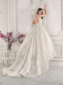Demetrios 873, trouwen, trouwjurk, bruidsjurk, verloofd, bruidszaak, bruidswinkel