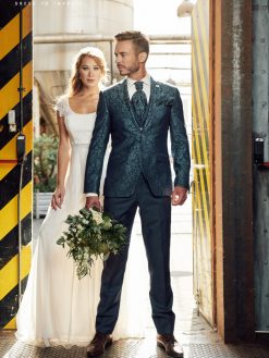 19100-76 Immediate trouwpak, Immediate, trouwen, trouwpak, trouwkostuum, bruidswinkel, mariage bruidsmode, bruidszaak, trouwzaak, trouwen, verloofd, pak, kostuum