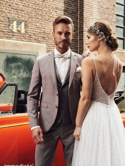 19117-59 Immediate trouwpak, Immediate, trouwen, trouwpak, trouwkostuum, bruidswinkel, mariage bruidsmode, bruidszaak, trouwzaak, trouwen, verloofd, pak, kostuum