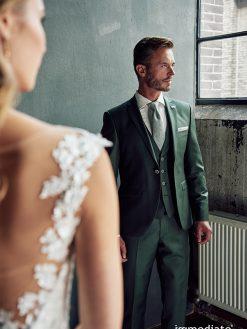 18200-75 Immediate trouwpak, Immediate, trouwen, trouwpak, trouwkostuum, bruidswinkel, mariage bruidsmode, bruidszaak, trouwzaak, trouwen, verloofd, pak, kostuum