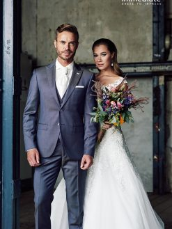 19114-58 Immediate trouwpak, Immediate, trouwen, trouwpak, trouwkostuum, bruidswinkel, mariage bruidsmode, bruidszaak, trouwzaak, trouwen, verloofd, pak, kostuum