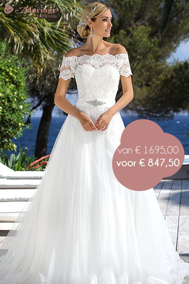 416014 Ladybird Sale, Sale trouwjurken, goedkope trouwjurken, trouwjurken korting, voordelige trouwjurken, afgeprijsde trouwjurken